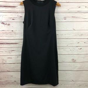 Theory sleeveless sheath dress